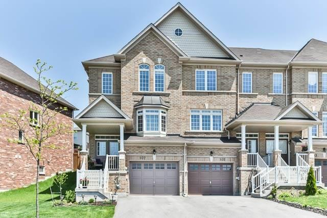 107 Matthewson Ave, Bradford West Gwillimbury, ON L3Z 0P3 (#N4139731) :: Beg Brothers Real Estate