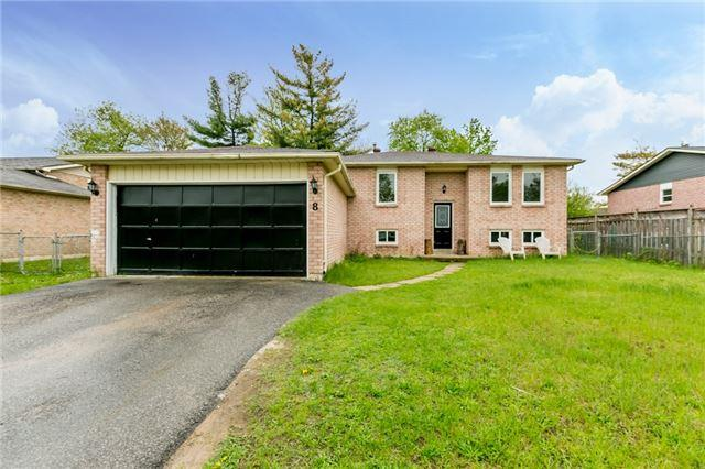 8 Mccarthy Cres, Essa, ON L0M 1B3 (#N4140540) :: Beg Brothers Real Estate