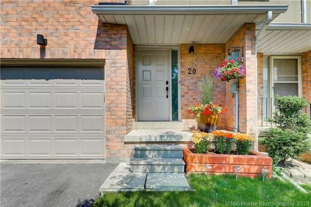 115 Avenue Rd #20, Richmond Hill, ON L4C 9N2 (#N4140572) :: Beg Brothers Real Estate