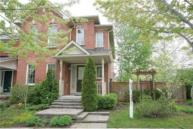 272 Country Glen Rd, Markham, ON L6B 1C3 (#N4140782) :: Beg Brothers Real Estate