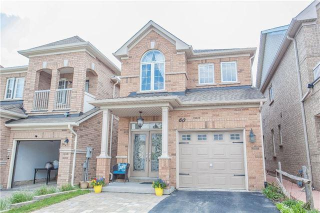 60 Laramie Cres, Vaughan, ON L6A 2P8 (#N4141035) :: Beg Brothers Real Estate