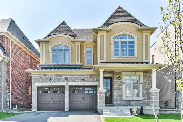 51 Fitzmaurice Dr, Vaughan, ON L6A 1S2 (#N4141049) :: Beg Brothers Real Estate