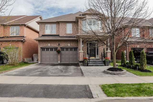 614 Society Cres, Newmarket, ON L3X 2V8 (#N4141117) :: Beg Brothers Real Estate