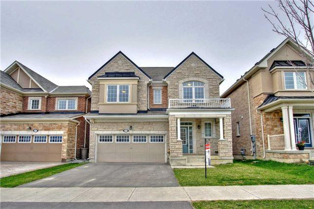 357 Thomas Phillips Dr, Aurora, ON L3X 1M1 (#N4141122) :: Beg Brothers Real Estate
