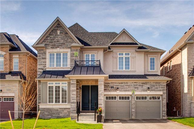 46 Joseph Hartman Cres, Aurora, ON L4G 1C9 (#N4141460) :: Beg Brothers Real Estate
