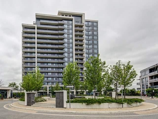 85 North Park Rd #506, Vaughan, ON L4J 0H9 (#N4172135) :: Beg Brothers Real Estate