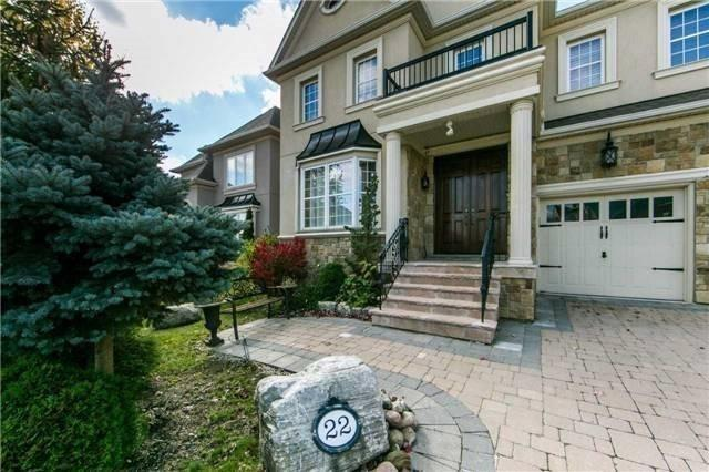 22 S Sweet Anna Crt, Vaughan, ON L6A 4E3 (#N4172352) :: Beg Brothers Real Estate