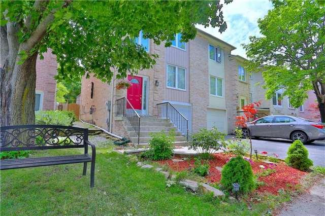 84 Colleen St, Vaughan, ON L4J 5G5 (#N4172583) :: Beg Brothers Real Estate