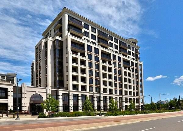 99 South Town Centre Blvd #1218, Markham, ON L6G 0E9 (#N4190002) :: RE/MAX Prime Properties