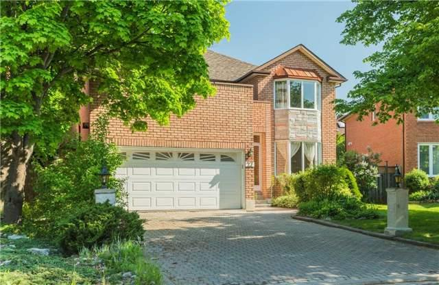27 Coledale Rd, Markham, ON L3R 7X1 (#N4190003) :: RE/MAX Prime Properties