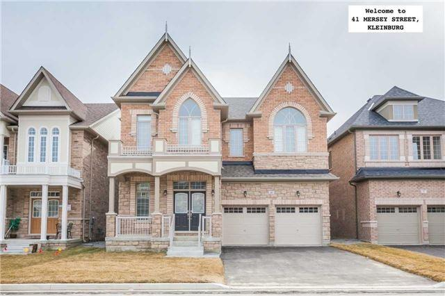 41 Mersey St, Vaughan, ON L4H 4L8 (#N4191592) :: RE/MAX Prime Properties