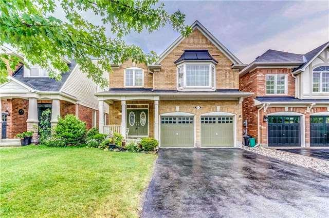 27 Myron St, Whitchurch-Stouffville, ON L4A 0M1 (#N4191686) :: RE/MAX Prime Properties