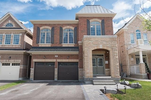 85 Kincardine St, Vaughan, ON L4H 4J3 (#N4192078) :: RE/MAX Prime Properties