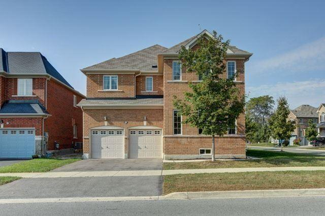 80 Byers Pond Way, Whitchurch-Stouffville, ON L4A 0R4 (#N4192229) :: RE/MAX Prime Properties