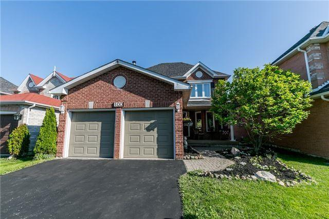 100 Dawlish Ave, Aurora, ON L4G 6R4 (#N4192545) :: RE/MAX Prime Properties