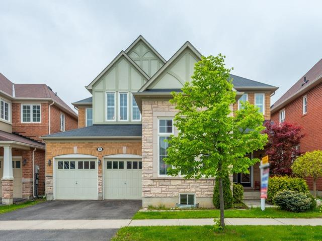 89 Grice Circ, Whitchurch-Stouffville, ON L4A 0V6 (#N4192580) :: RE/MAX Prime Properties