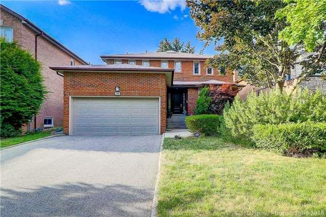 156 Old Surrey Lane, Richmond Hill, ON L4C 7E5 (#N4192607) :: RE/MAX Prime Properties