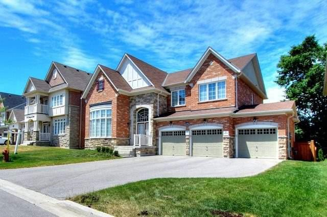 122 Greenforest Grve, Whitchurch-Stouffville, ON L4A 1S7 (#N4193172) :: RE/MAX Prime Properties