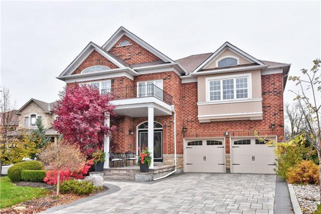 3 Crowling Crt, Richmond Hill, ON L4E 3Y6 (#N4193176) :: RE/MAX Prime Properties