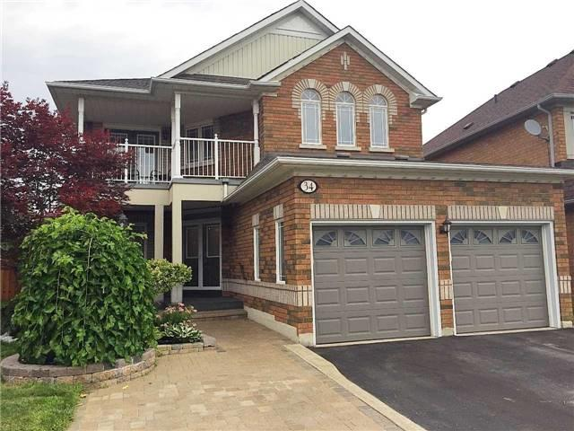 34 Estate Garden Dr, Richmond Hill, ON L4E 3V3 (#N4193220) :: RE/MAX Prime Properties