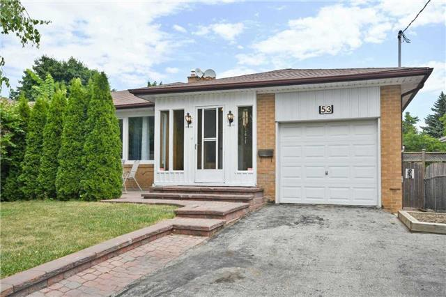 53 Sherwood Forest Dr, Markham, ON L3P 1P5 (#N4193267) :: RE/MAX Prime Properties