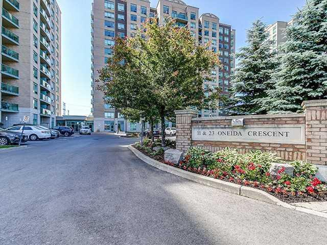11 Oneida Cres #107, Richmond Hill, ON L4B 0A1 (#N4197755) :: Team Nagpal, REMAX Hallmark Realty Ltd. Brokerage