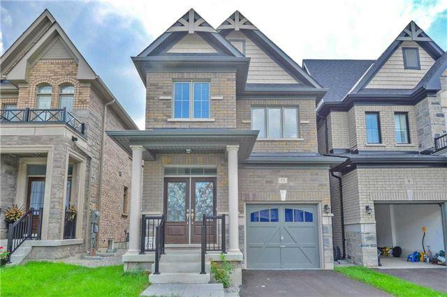 13 Zenith Ave, Vaughan, ON L4H 4K9 (#N4248283) :: RE/MAX Prime Properties