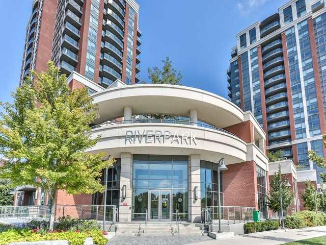 1 Uptown Dr #809, Markham, ON L3R 5C1 (#N4252043) :: RE/MAX Prime Properties