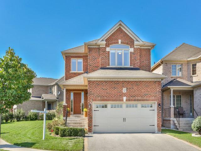 24 Durango Dr, Richmond Hill, ON L4S 2W5 (#N4252106) :: RE/MAX Prime Properties