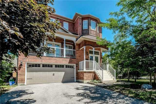 1 E Boom Rd, Vaughan, ON L6A 3G8 (#N4252460) :: RE/MAX Prime Properties