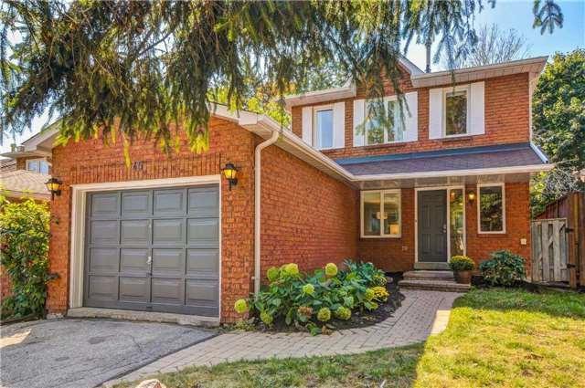 45 Crawford Rose Dr, Aurora, ON L4G 4R5 (#N4252465) :: RE/MAX Prime Properties