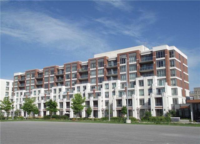 39 Upper Duke Cres #619, Markham, ON L6G 0B8 (#N4253041) :: RE/MAX Prime Properties