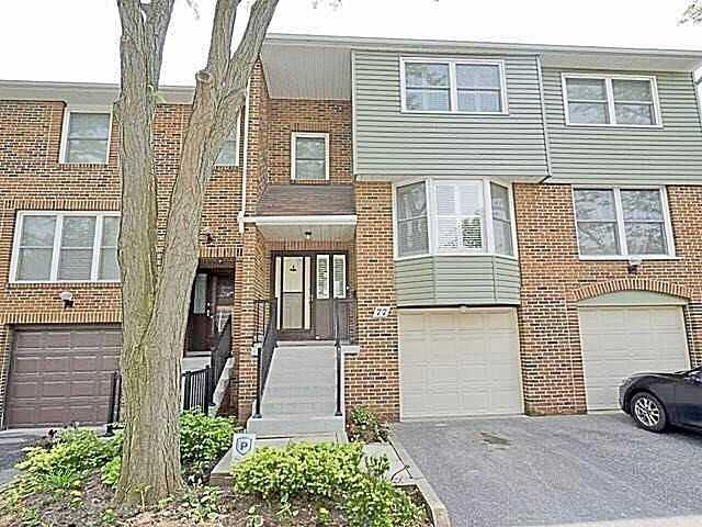77 Nottinghill Rd, Markham, ON L3T 4Y3 (#N4364380) :: Jacky Man | Remax Ultimate Realty Inc.