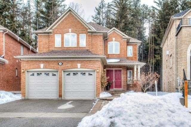 24 Sunnyside Dr, Richmond Hill, ON L4C 0S5 (#N4365868) :: Jacky Man | Remax Ultimate Realty Inc.
