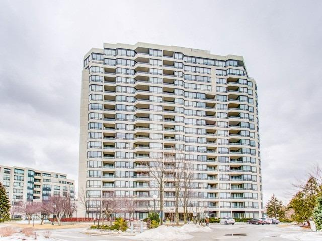 343 Clark Ave #509, Vaughan, ON L4J 7K5 (#N4380359) :: Jacky Man   Remax Ultimate Realty Inc.
