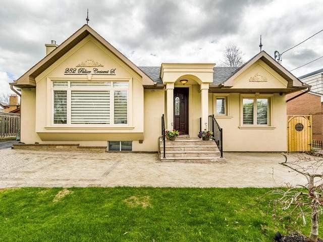 282 S Paliser Cres, Richmond Hill, ON L4C 1R8 (#N4382347) :: Jacky Man | Remax Ultimate Realty Inc.