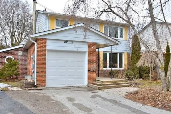 364 Handley Cres, Newmarket, ON L3Y 4T4 (#N4384974) :: Jacky Man | Remax Ultimate Realty Inc.