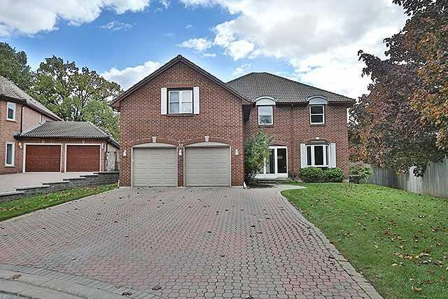88 Montgomery Crt, Markham, ON L3R 0C1 (#N4385088) :: Jacky Man | Remax Ultimate Realty Inc.