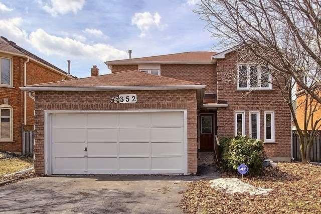 352 Dorchester St, Newmarket, ON L3Y 8B4 (#N4389109) :: Jacky Man | Remax Ultimate Realty Inc.