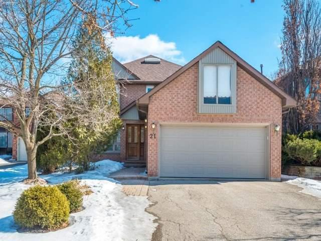 21 Tarlton Crt, Vaughan, ON L4J 3H7 (#N4389305) :: Jacky Man | Remax Ultimate Realty Inc.