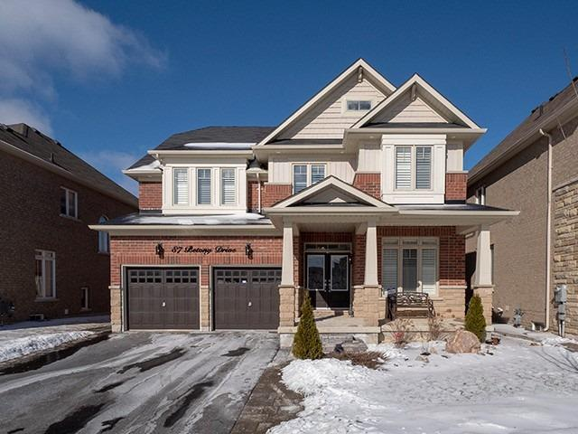 87 Betony Dr, Richmond Hill, ON L4E 0P5 (#N4389501) :: Jacky Man | Remax Ultimate Realty Inc.