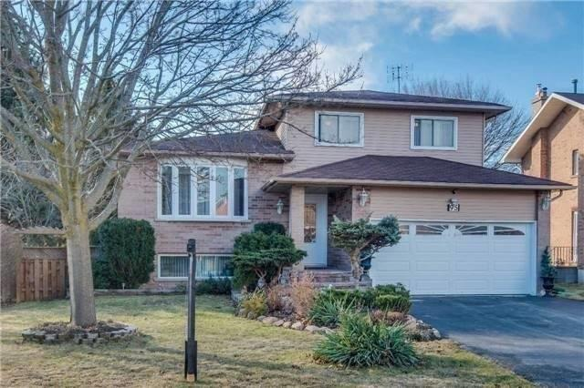 95 Cardinal Cres, Newmarket, ON L3Y 5Y5 (#N4389654) :: Jacky Man | Remax Ultimate Realty Inc.