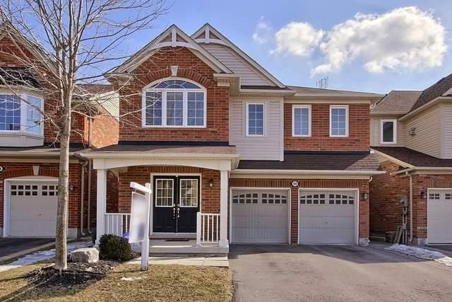 60 Bulmer Cres, Newmarket, ON L3X 3K1 (#N4389732) :: Jacky Man | Remax Ultimate Realty Inc.