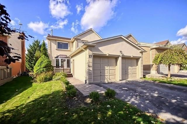 27 Peevers Cres, Newmarket, ON L3Y 7T5 (#N4389806) :: Jacky Man | Remax Ultimate Realty Inc.