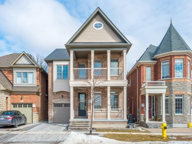 65 William Bartlett Dr, Markham, ON L6C 0P7 (#N4391552) :: Jacky Man   Remax Ultimate Realty Inc.