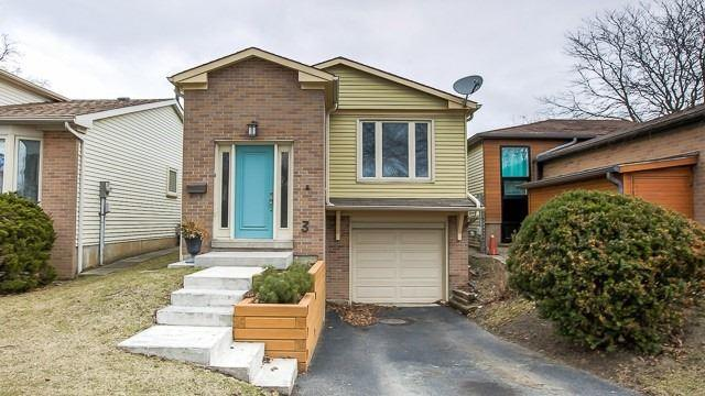 3 Snowshoe Cres, Markham, ON L3T 4M5 (#N4412095) :: Jacky Man | Remax Ultimate Realty Inc.