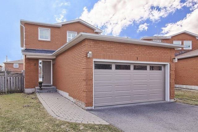 5 Norhill Crt, Richmond Hill, ON L4S 1E2 (#N4412550) :: Jacky Man | Remax Ultimate Realty Inc.
