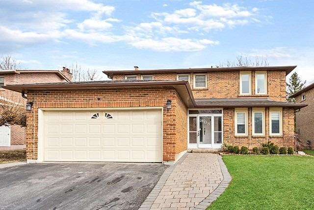 308 Fincham Ave, Markham, ON L3P 4E7 (#N4412573) :: Jacky Man | Remax Ultimate Realty Inc.