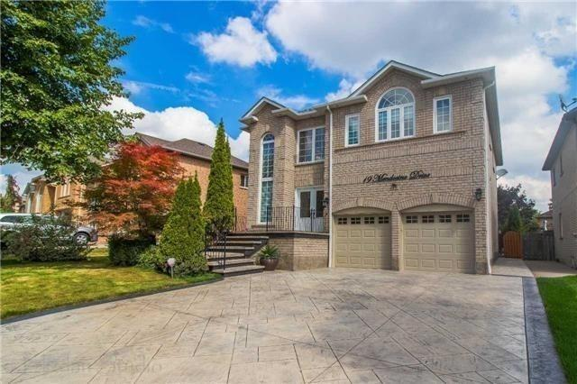 19 Mendocino Dr, Vaughan, ON L4H 1T8 (#N4414938) :: Jacky Man   Remax Ultimate Realty Inc.