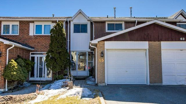 65 Durie Lane, Markham, ON L3T 5H4 (#N4415238) :: Jacky Man | Remax Ultimate Realty Inc.